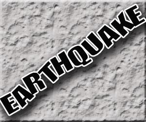 EARTHQUAKE-300