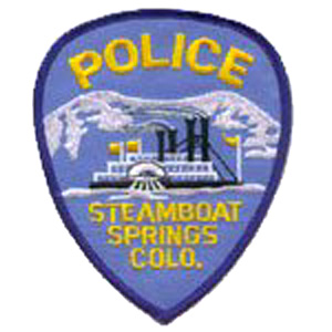 Steamboat Police Badge