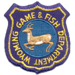 WYOMING FISH AND GAME SMALL