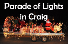parade of lights in craig 229