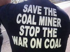 war on coal shirt